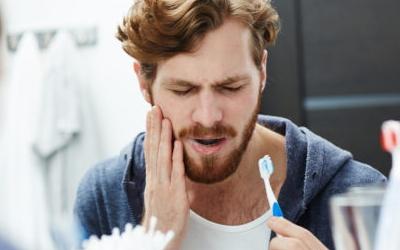чувствительные передние зубы